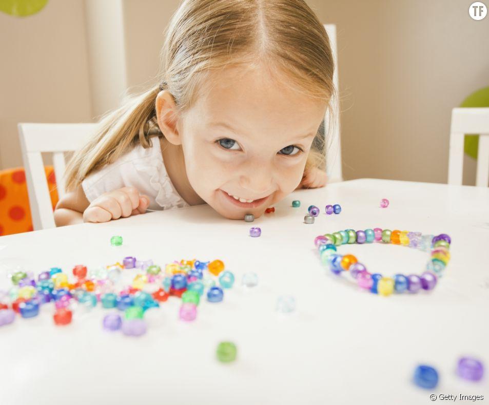 DIY Comment créer un collier à bonheur avec ses enfants