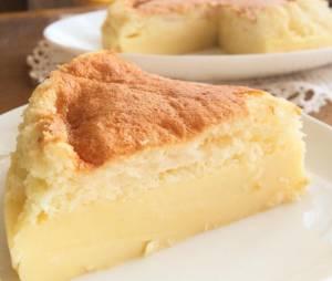 La recette du gâteau magique qui affole les foodistas