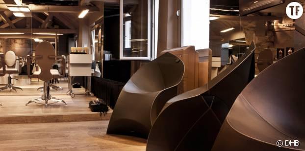 Le magnifique espace du Didact Hair Building.