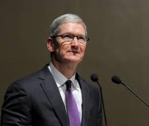 Tim Cook - Le directeur général d'Apple