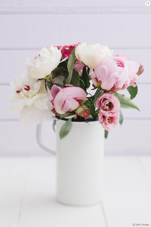L'astuce magique pour faire fleurir un bouquet en 20 minutes chrono