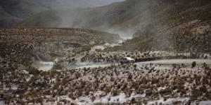 Trophée Roses des Andes 2016 JT n°6 : l'étape Susques-San Antonio de los Cobres