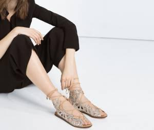 15 paires de sandales lacées pour être la plus belle cet été