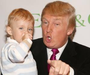 Donald Trump, le nouveau Père Fouettard des petits Américains