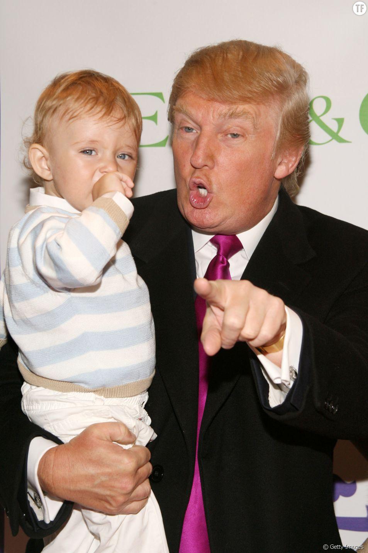 Donald Trump: le cauchemar des enfants américains