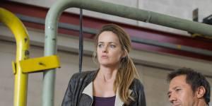 Caïn saison 4 : Julie Delarme évoque l'avenir du couple Julie / Caïn