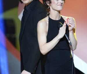 Benjamin Biolay et Vanessa Paradis en 2014