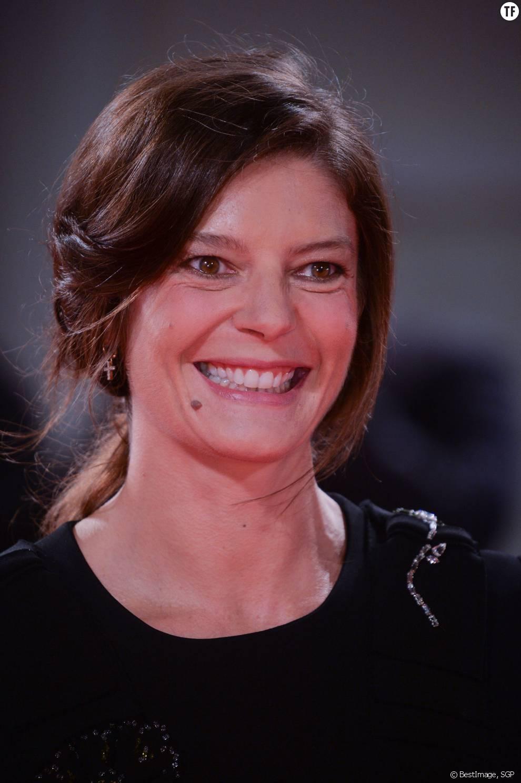 L'actrice Chiara Mastroianni