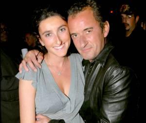 Christophe Dechavanne et sa fille Pauline en 2007