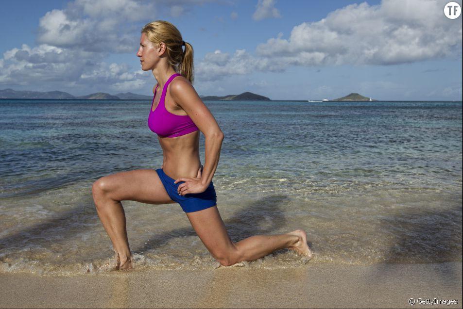 5 exercices de fitness que l'on peut réaliser dans l'océan ou la mer