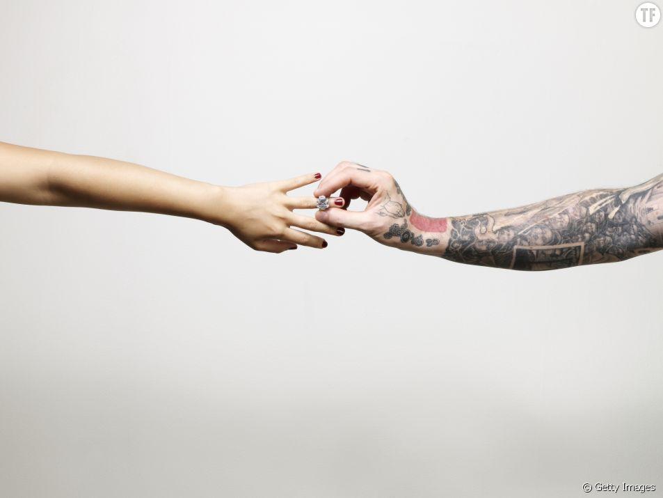 Découvrez la bague de fiançailles la plus épinglée sur Pinterest