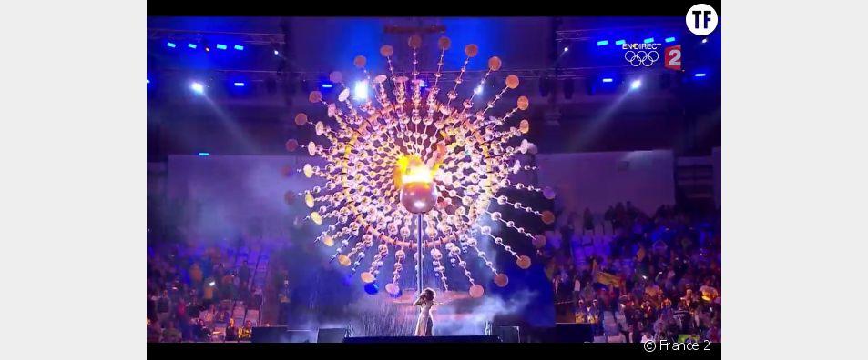 Jeux Olympiques de Rio - cérémonie de clotûre le lundi 22 août 2016