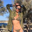 Leila Ben Khalifa profite de ses vacances en Grèce avant le retour de Secret Story