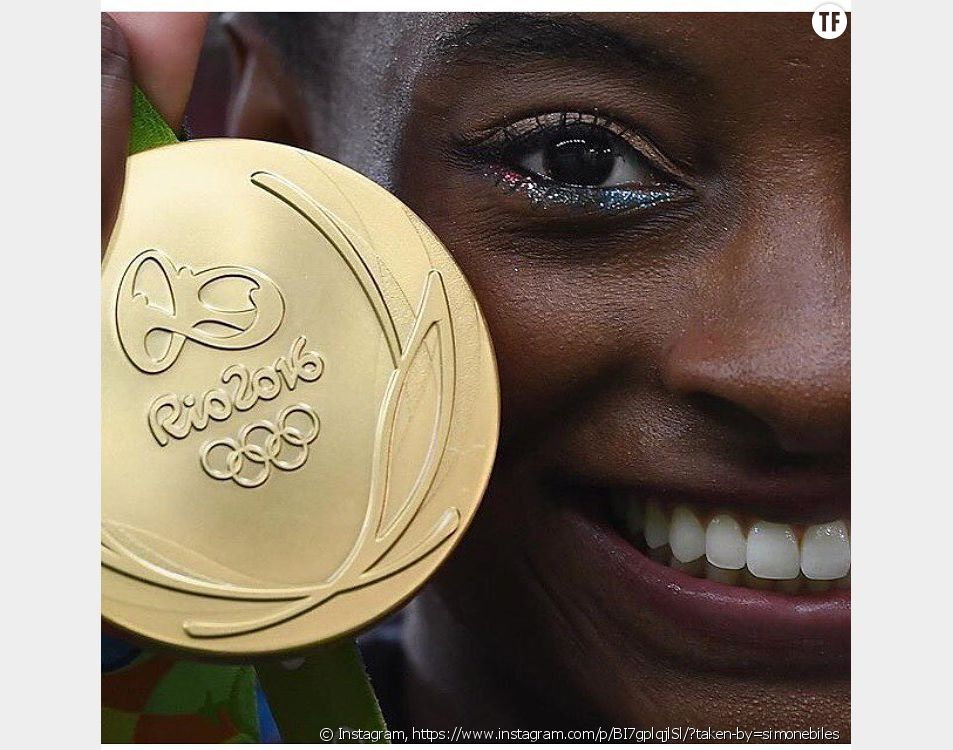 Simone Biles, sacrée plus grande gymnaste mondiale