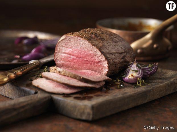 La viande rouge : le boost en fer qu'il manquait à vos ongles fatigués