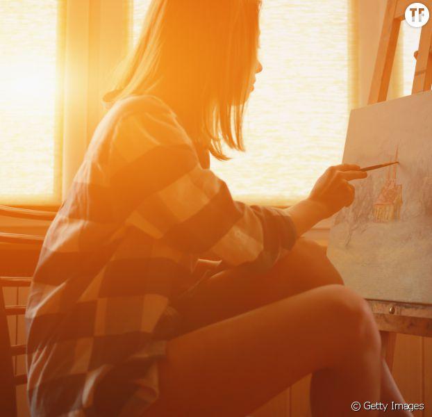 Pratiquer une activité artistique lutte contre le stress