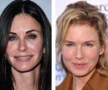 """Courteney Cox, Renée Zellweger : le coup de gueule de ces stars devenues """"méconnaissables"""""""