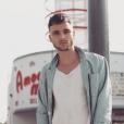 Bastien Grimal, mannequin de 22 ans, candidat de Secret Story 10