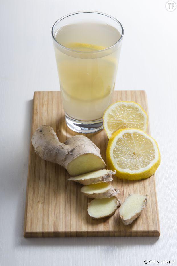 Citron, gingembre, safran : les parfaits ingrédients pour vous booster