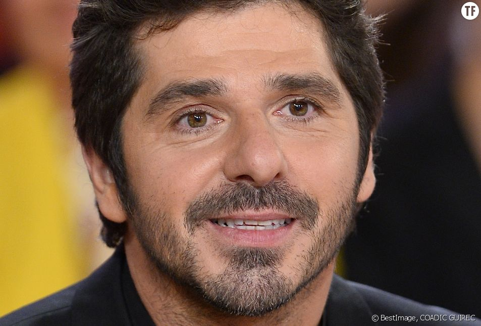 Le chanteur et coach de The Voice Kids Patrick Fiori
