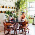Le très joli appartement green de Summer Oakes à Brooklyn