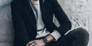 Jean noir : 30 jolies façons de le porter