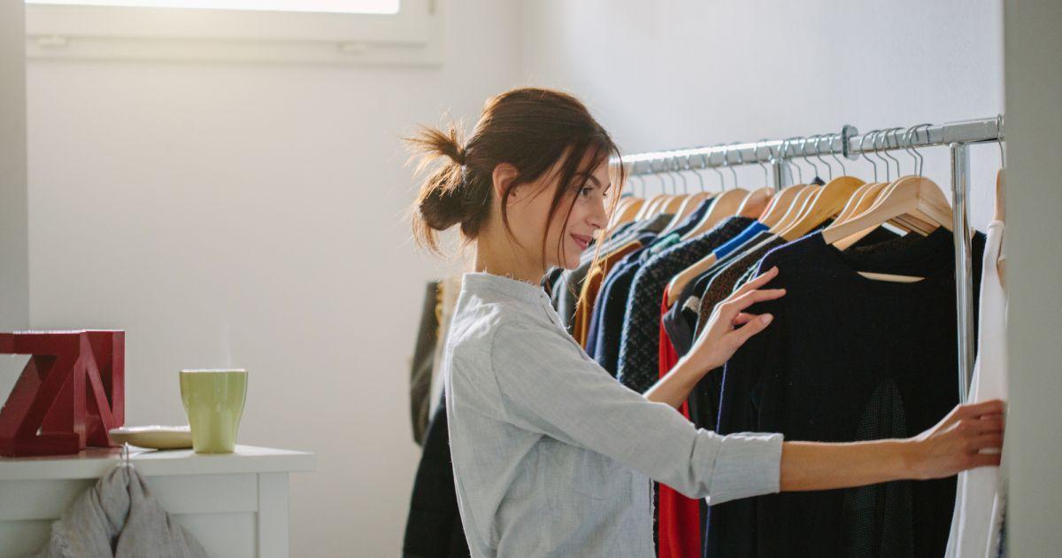 Comment faire le vide dans son dressing via leboncoin - Comment fabriquer son dressing ...