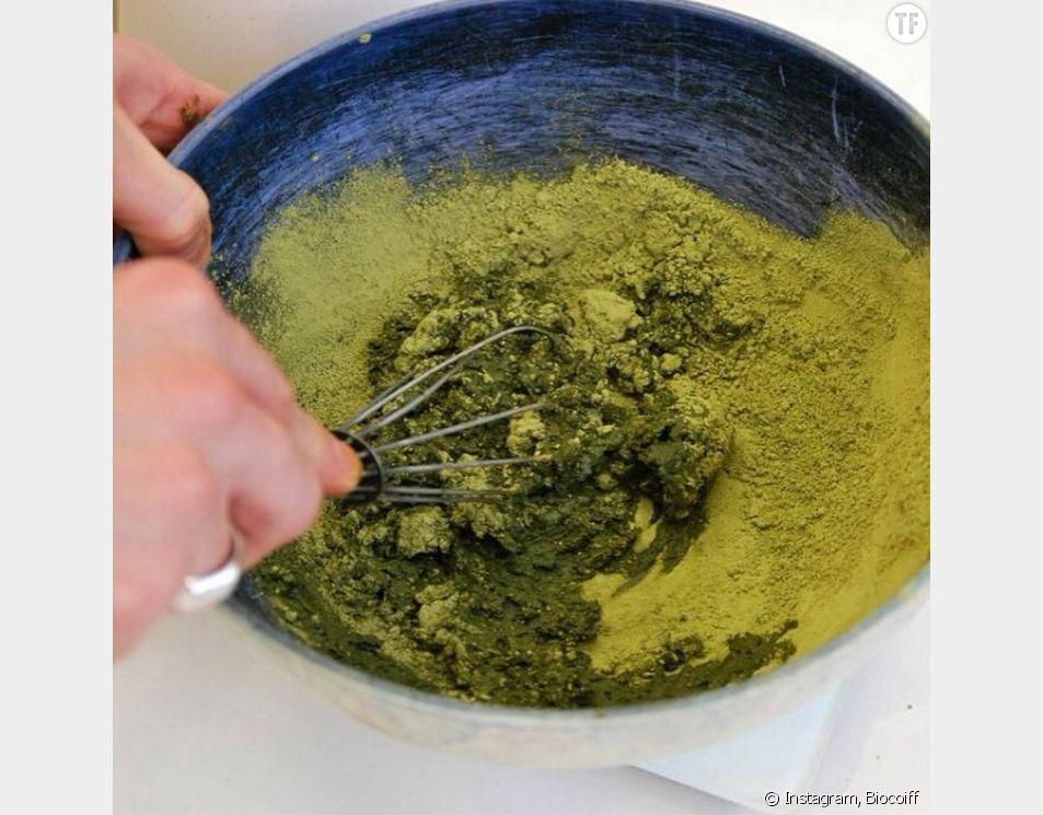j'ai testé pour vous la coloration végétale des cheveux par Biocoiff
