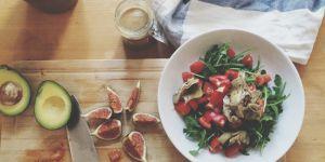 6 façons simples et gourmandes d'égayer nos salades