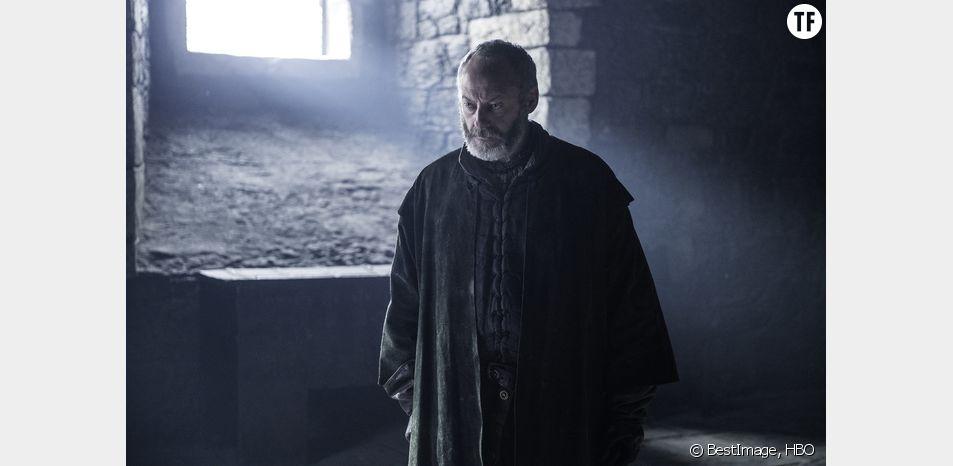 Liam Cunningham (Sir Davos) dans Game of Thrones