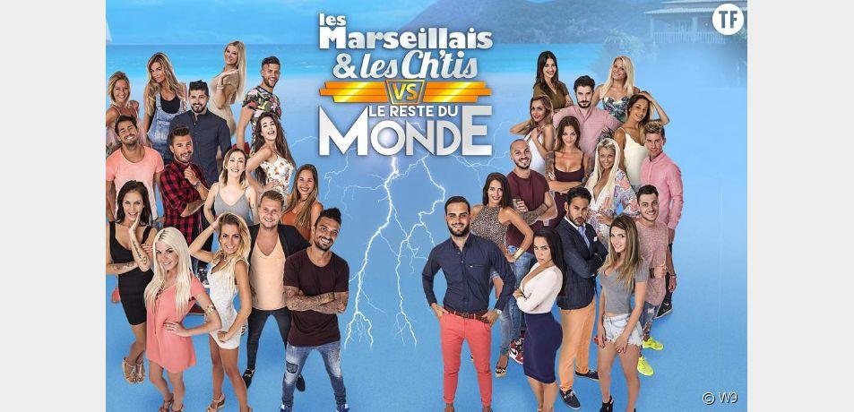 Les Marseillais & Les Ch'tis vs le Reste du monde : épisode du vendredi 16 septembre 2016