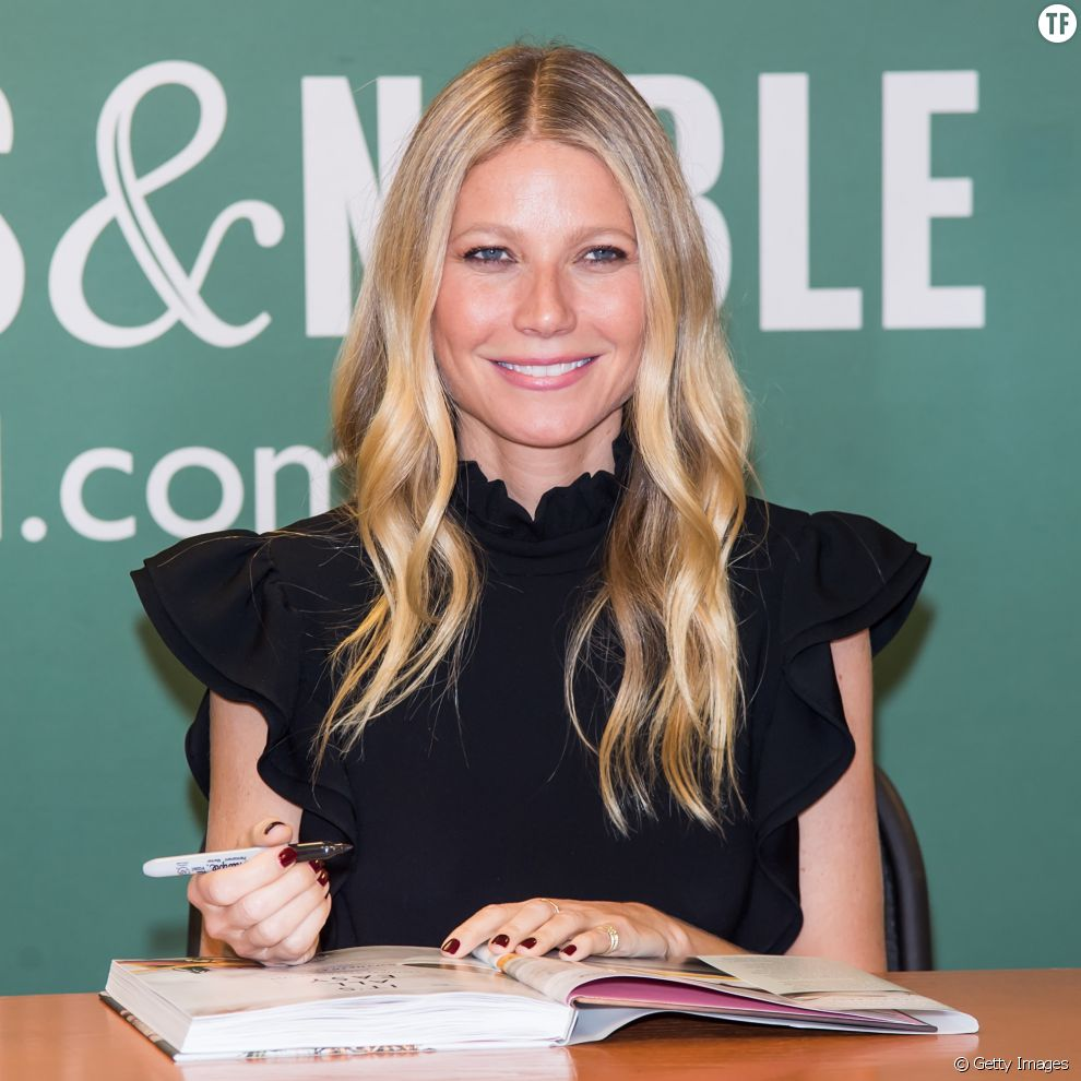 Le blond beurre de Gwyneth Paltrow