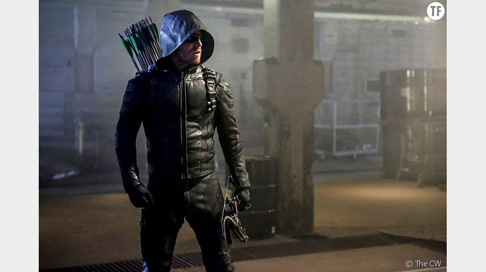 Arrow saison 5