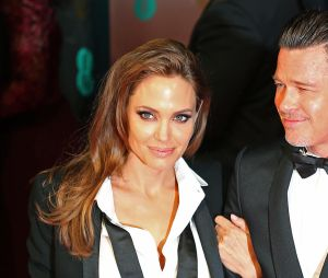 Angelina Jolie : Jonny Lee, Billy Bob, Colin, Brad... les hommes de sa vie (photos)