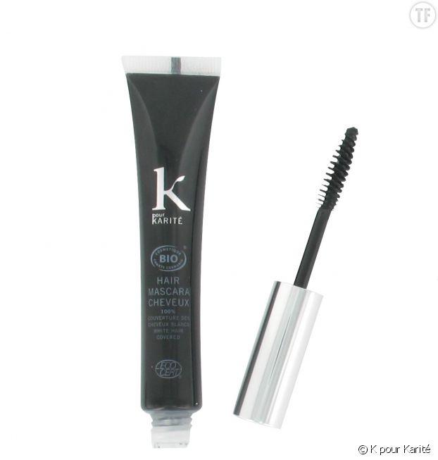 Mascara cheveux ton/ton K pour Karité