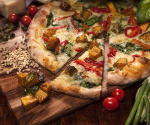 La recette automnale de la pizza à la citrouille