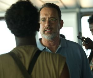 Tom Hanks dans Capitaine Phillips