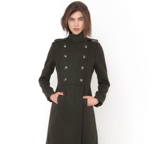 Gemo veste manteau femme