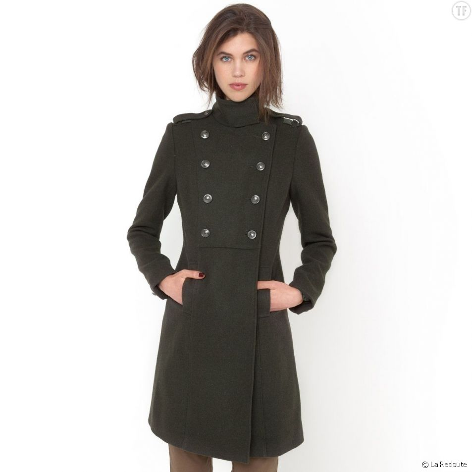 magasin en ligne bc5e3 8af2f 20 manteaux beaux et chauds à enfiler cet automne-hiver 2016 ...