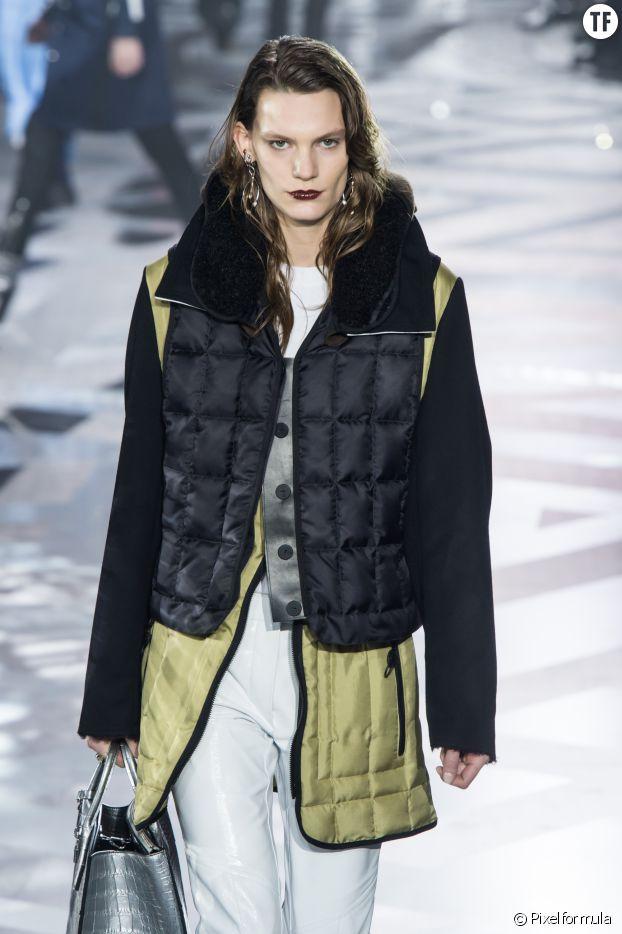 La doudoune de Louis Vuitton