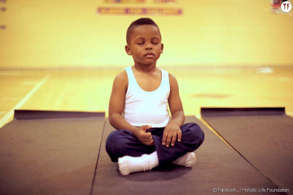 Une école de Baltimore a remplacé les heures de colle par de la méditation et ça marche