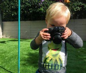 On a donné un appareil photo à un enfant de 19 mois : voilà le résultat