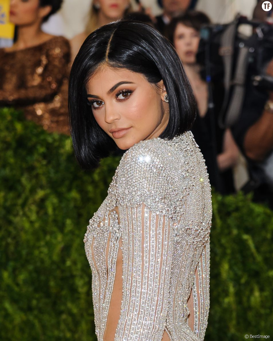 Kylie Jenner au Met Ball de New York, le 2 mai 2016
