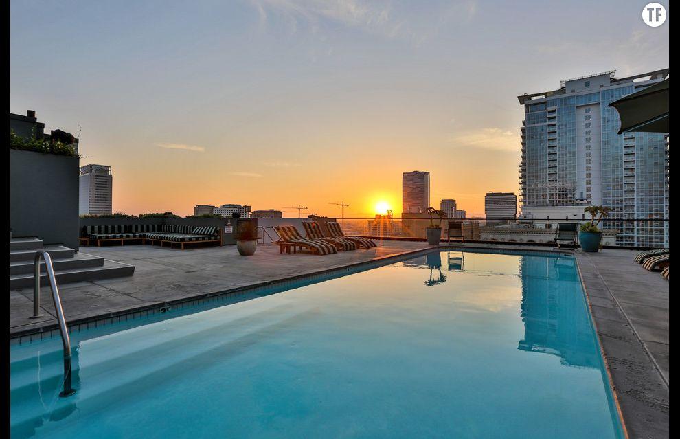 Johnny Depp vend ses luxueux appartements de Los Angeles en Californie