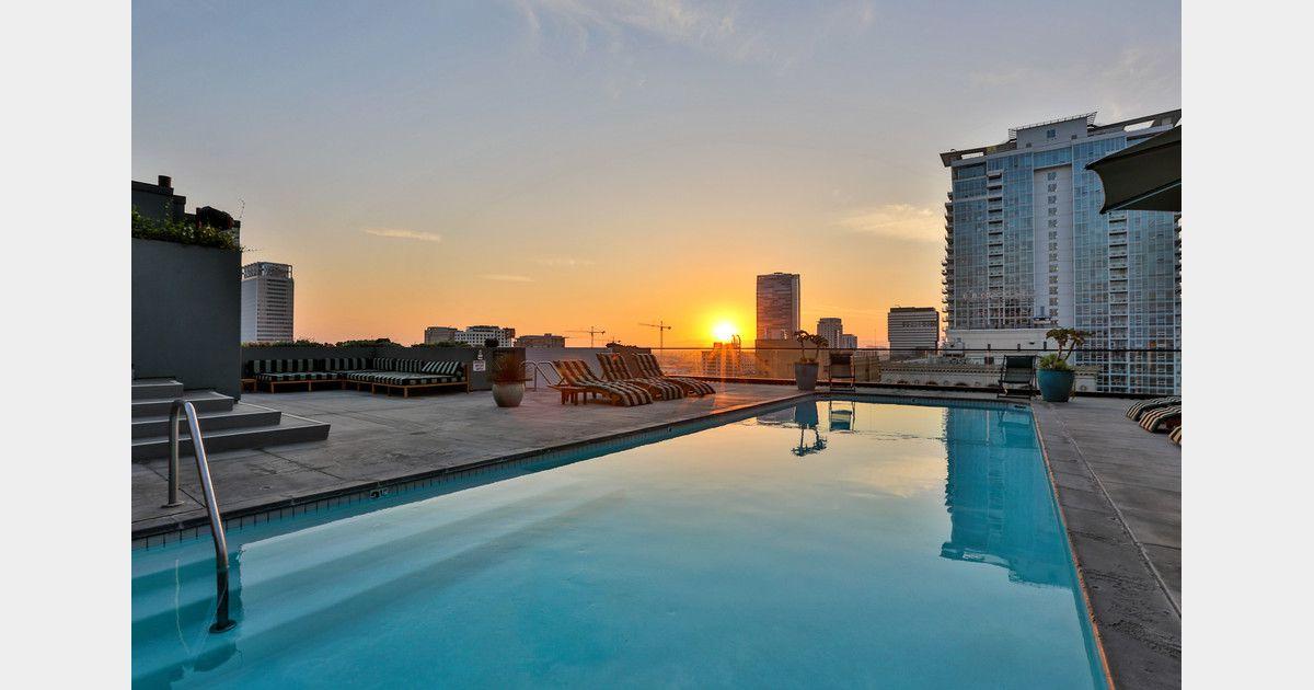 Johnny depp vend ses luxueux appartements de los angeles en californie - Los angeles appartement ...