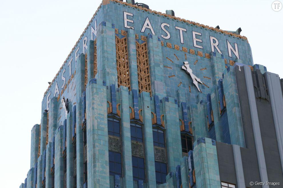 L'immeuble Easter Columbia où se trouvent les appartements de Johnny Depp