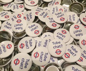 Porteriez-vous ce badge dans le métro ?