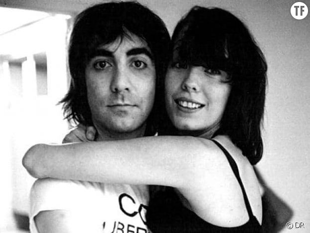 Pamela De Barres et Keith Moon, le batteur des Who
