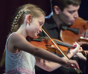 Cette fillette de 11 ans a composé son propre opéra