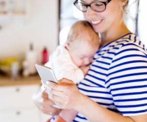 Nounou Connect, la nouvelle appli ultra-pratique pour les jeunes parents